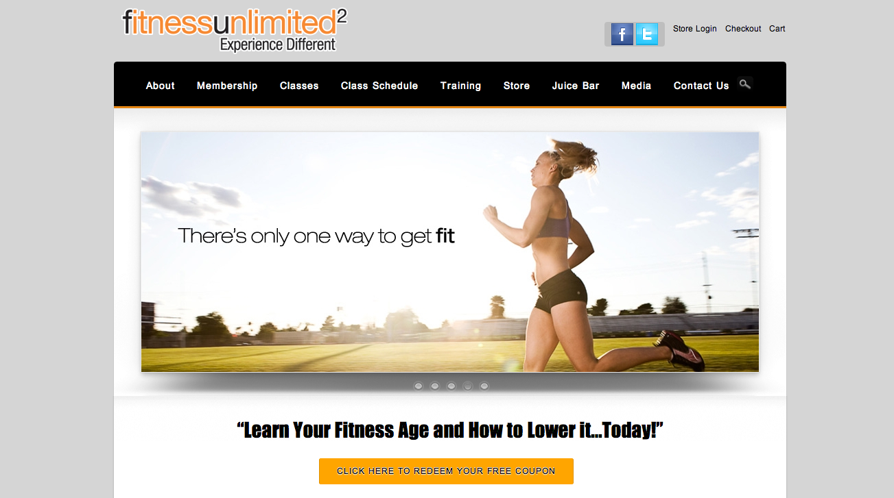 Fitness Unlimited Gym